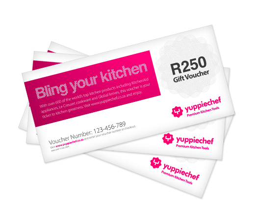 Yuppiechef R250 Gift Voucher