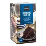 NoMU Chocolate Cake Kit, 900g