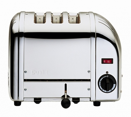 Dualit Vario 3 Slice Toaster - Polished