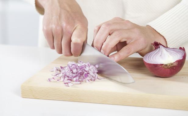 A Few Basic Knife Skills