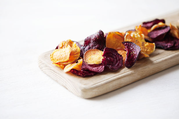 Ready made veggie chips main image
