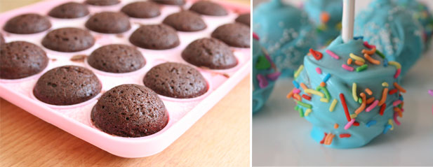 Cake Pop Recipe Without Cake Pop Pan