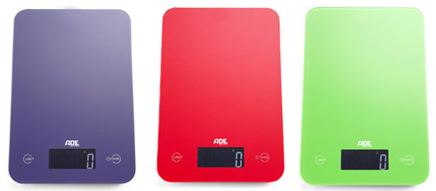 Slim Digital Scales by AGE
