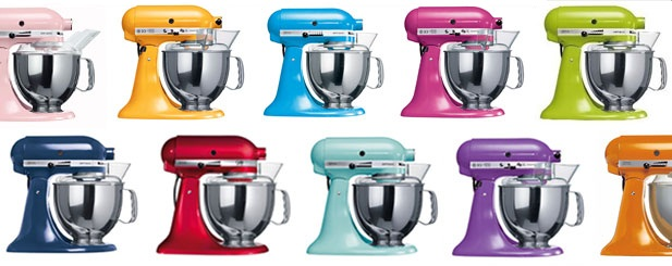 Artisan Stand Mixer by KitchenAid