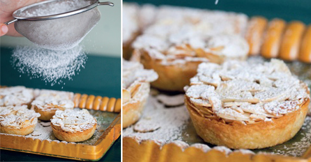 Karen Dudley's Almond Tarts