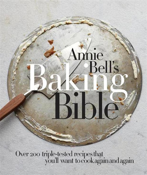 Baking bible by Annie Bell