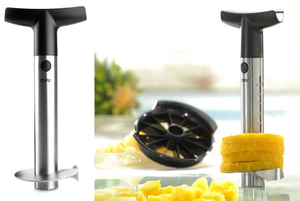 Professional Pineapple Slicer by Gefu