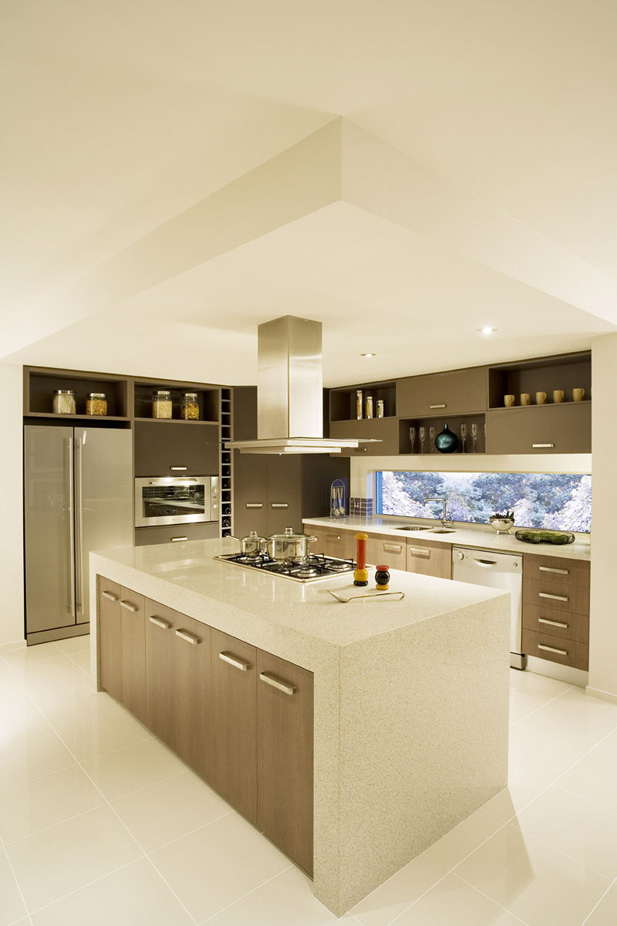 Latitude Der kitchen Kitchen design