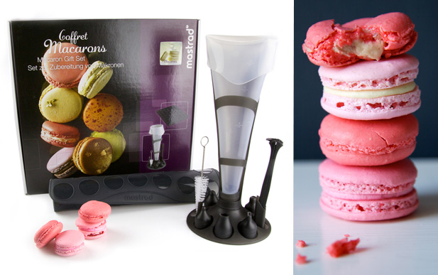 Mastrad macaron making gift set