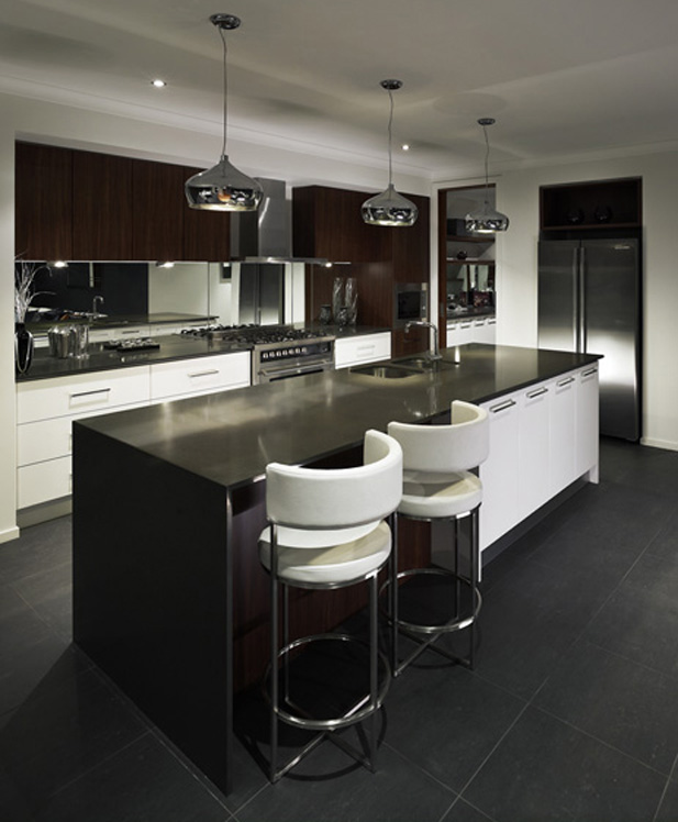 Kitchen designs by Metricon Homes