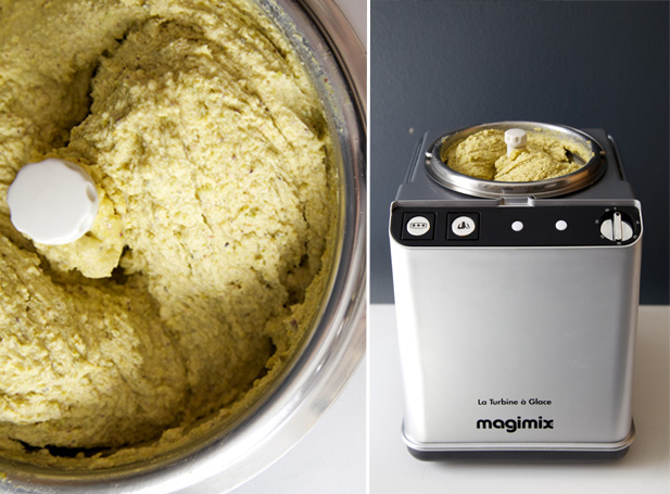 magimix ice cream maker instructions