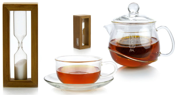 Tea timer in Nigiro range
