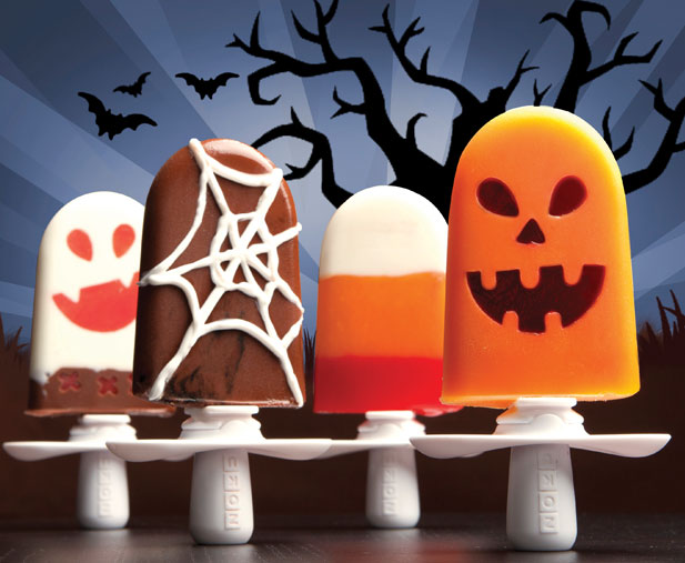zoku pop recipes for halloween