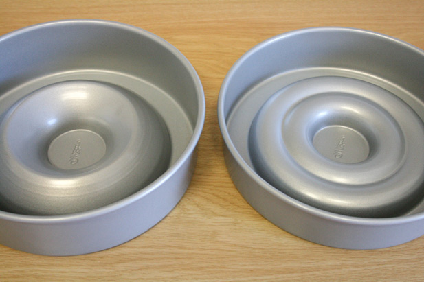 Wilton Heart Shaped Centre Cake Pan