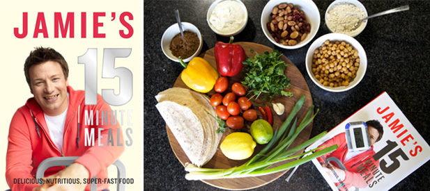 Jamie Oliver 15 Minuten