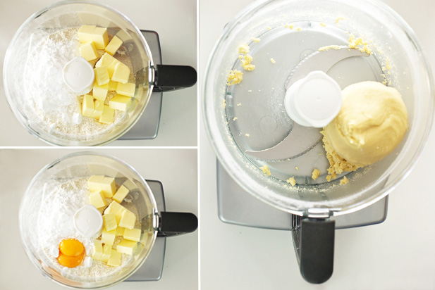 how to make pastry without a food processor