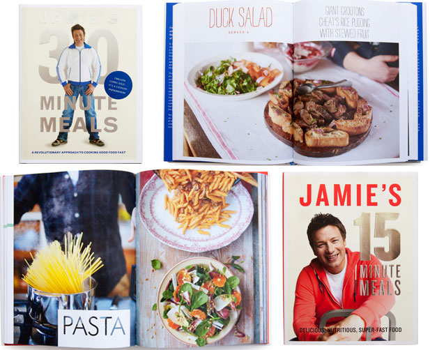 Jamie Oliver's greatest hits