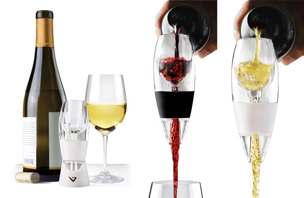 Vinturi wine aerators