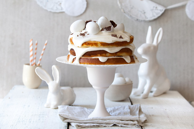 How To Make A Spectacular Easter Cake