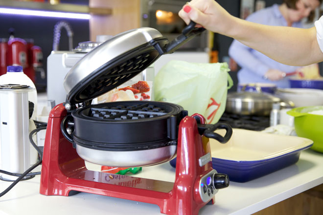 kitchen aid waffle iron - Kitchen Aid Waffle Makers