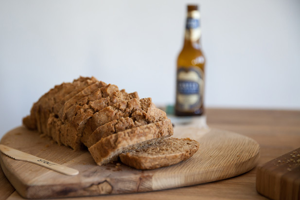 Dark beer bread mix