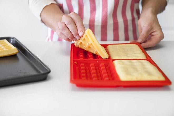 Lékué Waffle Moulds