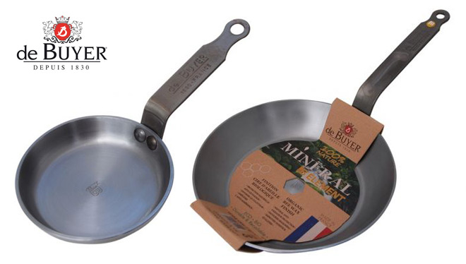 Introducing De Buyer Cookware Yuppiechef