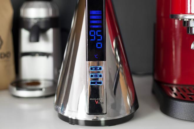 Bugatti kettle