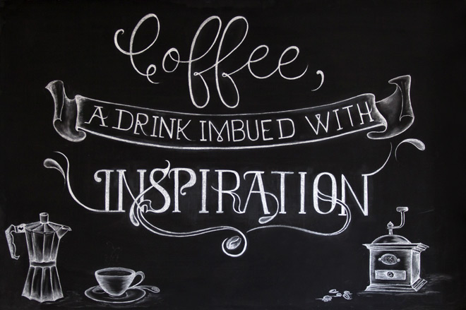 Inspiring Coffee Cup Arts for the Coffee Lovers