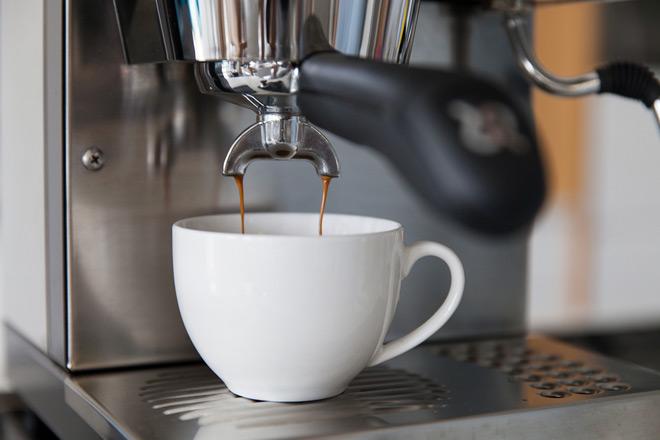 Extracting-espresso