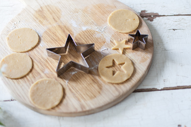 stamping-mince-pies