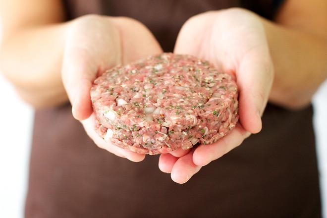 Gourmet burger ideas