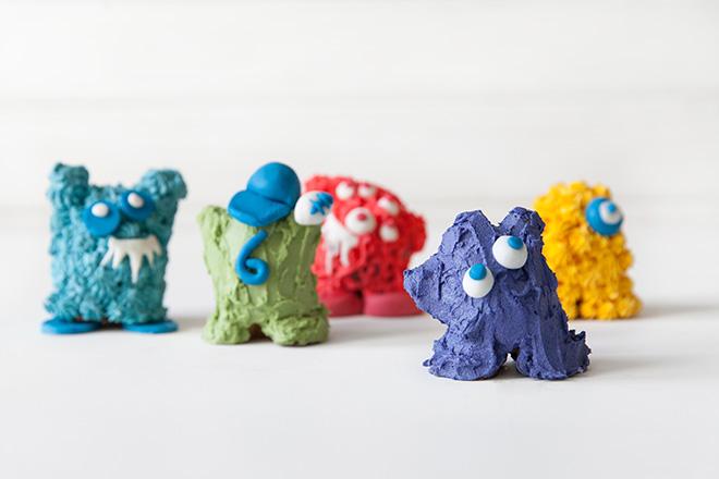 Cake-creatures