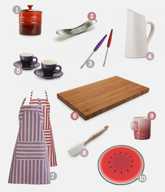 10 pretty kitchen tea gift ideas