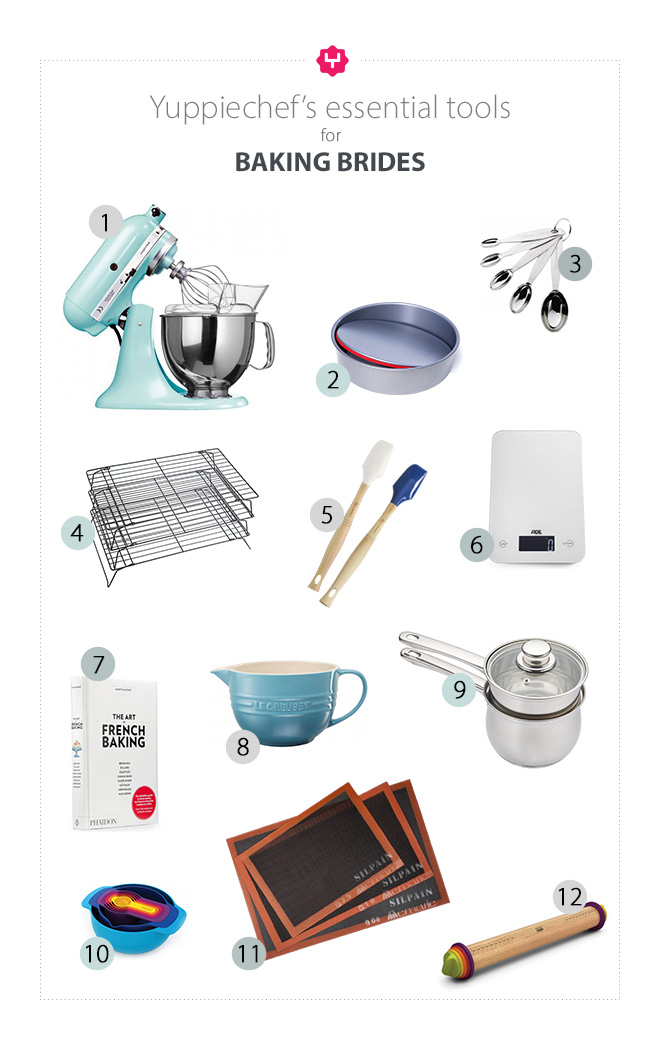 Essential Tools For Your Makeup Bag: Our 12 Essential Tools For Baking Brides