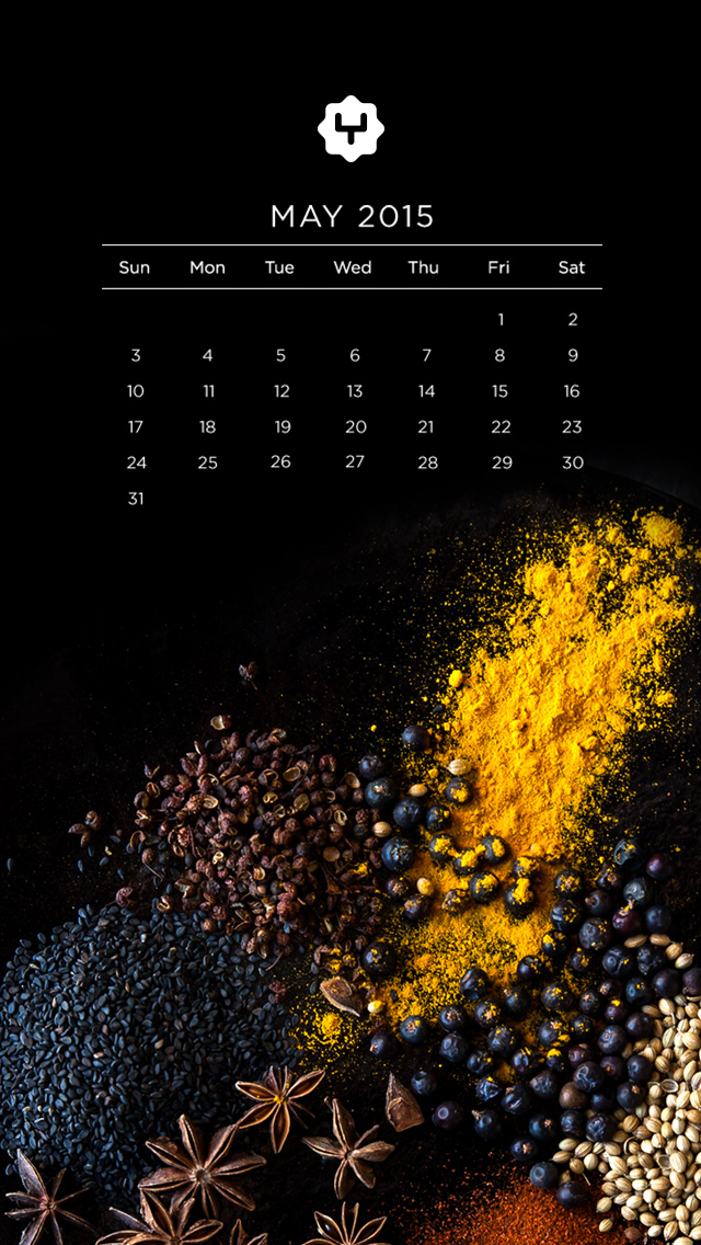 Wallpaper Spice Drops Candy Colorful 4k Lifestyle 7500: Spice Up Your Screen With May's Free Wallpaper
