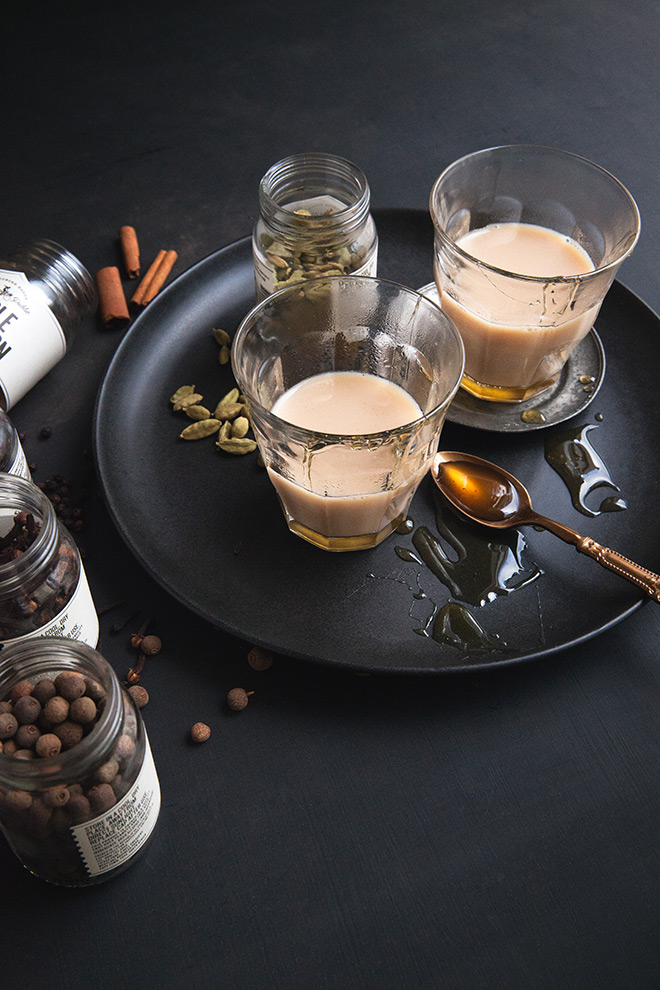 Here's how to make the ideal chai tea