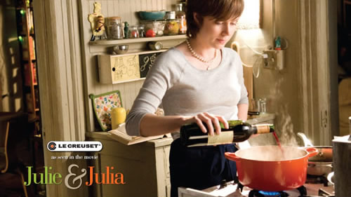 an analysis of the movie julie and julia by nora epron Nora ephron on julie, julia and cooking like a child the veteran writer-director talks about channeling julia child — and identifying wholeheartedly with the famous foodie's passion for movie interviews nora ephron on julie, julia and cooking like a child nora ephron on julie.