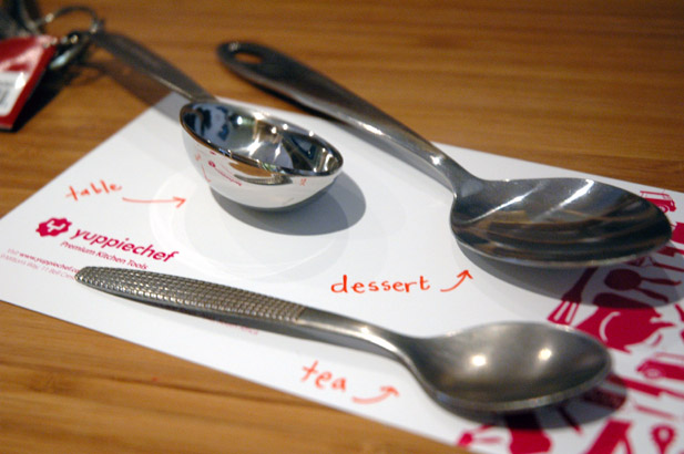 The Truth about Spoon Measurements - Yuppiechef Magazine
