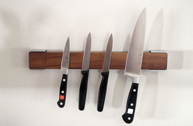 Review Wusthof Magnetic Knife Rack Yuppiechef Magazine